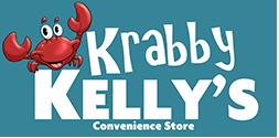 Krabby Kelly's Convience Store Logo